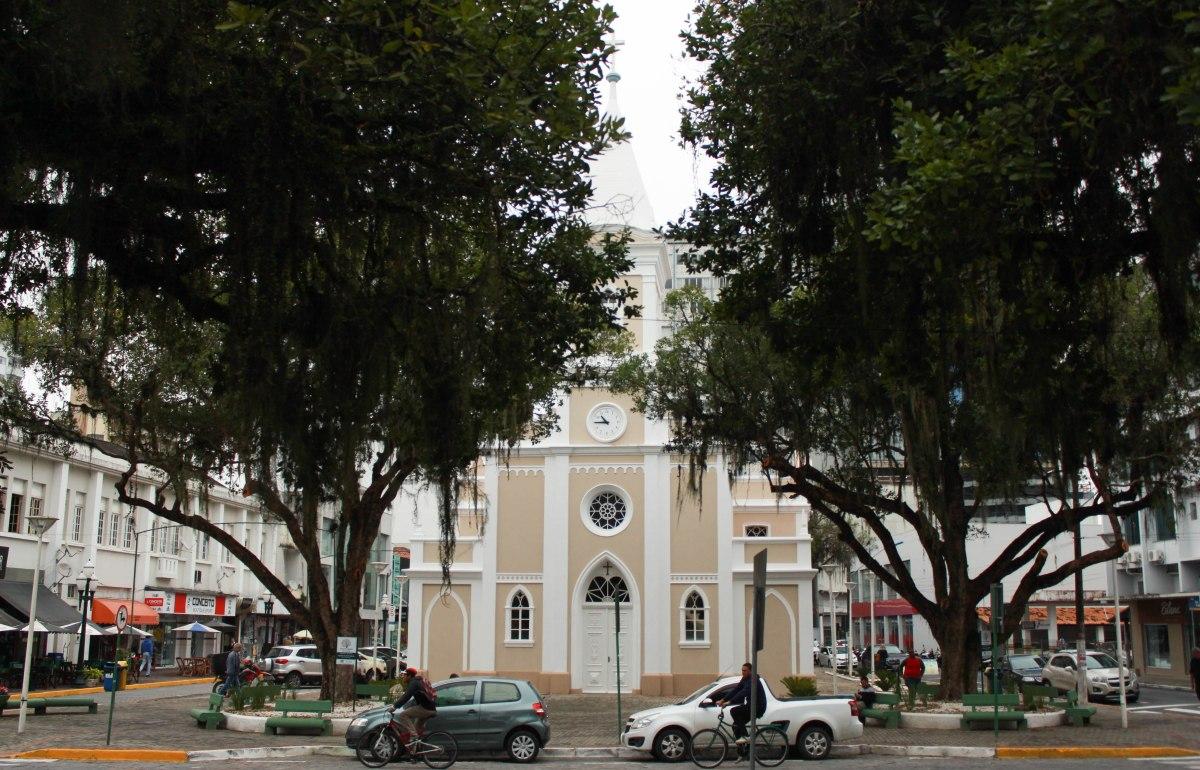 Se Lugares Falassem –Itajaí