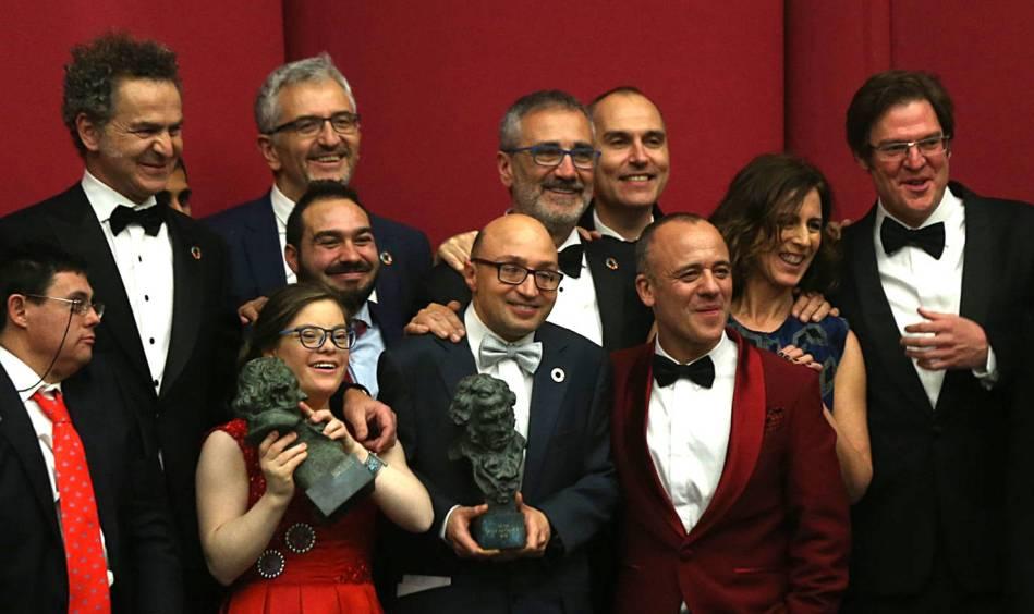 Filme Campeones é o vencedor do 33º Prêmios Goya