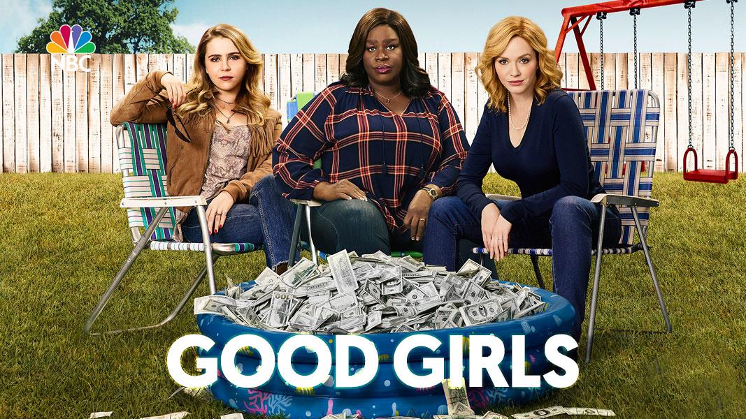"Assista a nova temporada de ""GoodGirls"""